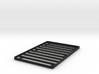 """FR10006 Front Runner Slimline II Rack 6.5"""" x 9.5"""" 3d printed"""