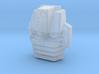Gutcruncher Face (Titans Return) 3d printed
