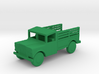 1/144 Scale M715 Jeep 1 25 Ton Cargo Truck 3d printed