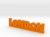 LONDON Lucky 3d printed