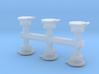 6 X EMD Sand Fill Lids 3d printed