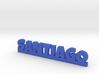SANTIAGO Lucky 3d printed