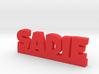 SADIE Lucky 3d printed