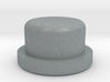Rounded firebutton for TalyMod 3d printed
