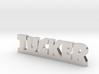 TUCKER Lucky 3d printed