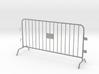 Steel Barricade 1:15 Scale 3d printed