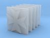Space Templars Drop Pod Icons #1 3d printed