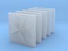 Space Templars Drop Pod Icons #2 3d printed