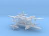 1/700 EMB 312 w/Gear x4 (FUD) 3d printed