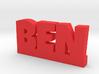 BEN Lucky 3d printed