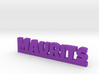 MAURITS Lucky 3d printed