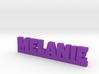 MELANIE Lucky 3d printed