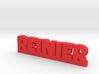 REINIER Lucky 3d printed