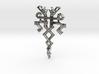 Midna Head Ornament 3d printed