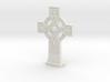 Gravestone Celticcross1 3d printed