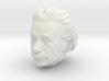 Einstein Lanyard Bead Various Sizes 3d printed