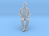 NG Young Abe Seated 3d printed