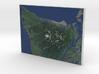 Olympic Peninsula, WA, USA, 1:1500000 3d printed