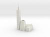 Taipei 101 (1:2000) 3d printed