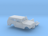 1/87 1977 International Scout 2 Piece Kit 3d printed