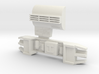 Hyuga and Howitzer Greeblies for Y-Wing 3d printed