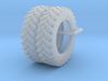 1/64 14.9R30 FWA Tires Qty: 2 3d printed