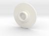 Fidget spinner cap 3d printed
