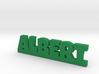 ALBERT Lucky 3d printed