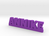ANNIKE Lucky 3d printed