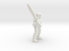 General Paladin Mini (Greatsword) 3d printed