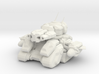 Nonscale Special Siege Tank Desktop Art 3d printed