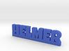HELMER Lucky 3d printed