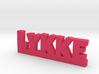 LYKKE Lucky 3d printed