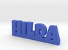 HILDA Lucky 3d printed