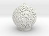 Creator Ornament 3d printed