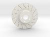 Sport Ventilated Brake Disk 3d printed