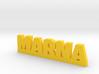 MARNA Lucky 3d printed