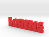 LORENS Lucky 3d printed