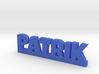 PATRIK Lucky 3d printed