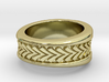 Spruce Ring G 3d printed