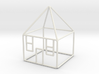 House 3 scale 1-200 10x10x14m 3d printed