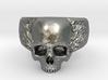 Small Skull 3d printed
