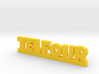 TELFOUR Lucky 3d printed