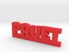PRUET Lucky 3d printed