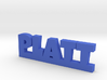 PLATT Lucky 3d printed
