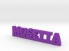 MUSETTA Lucky 3d printed