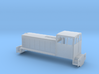 TU7 diesel locomotive 3d printed