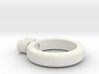 eternity ring 3d printed