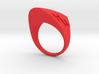 Speedy Ring Pl 3d printed