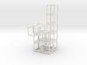 Building Cube 12x Scale 1-200 3,5x3,5x3,5m 3d printed